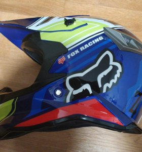Шлем Fox мотокросс