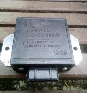 Коммутатор электрозажигания 72.3734