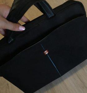 Портфель сумка ноутбук