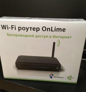 Wi-Fi роутер OnLime