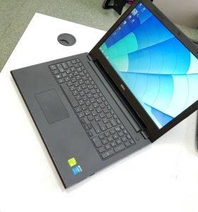 Игровой современный ноутбук DELL