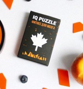 IQ puzzle - крутые головоломки