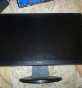 Продам монитор Acer v203hv