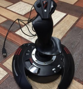 Джойстик Thrustmaster T.Flight Stick X черный