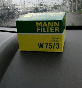 Масляный фильтр РеноМеган2