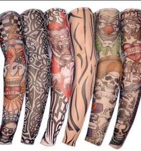Рукава-татуировки