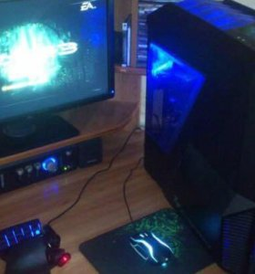 Игровой Core i7, 8gb, GeForce GTX