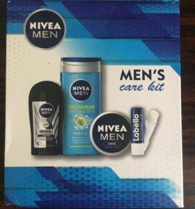 Мужской подарочный набор Nivea
