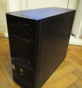Системный блок Intel 4 ядра, 4 gb, Video R7 2 gb