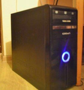 Игровой intel 4 ядра, 8 gb, GeForce GTX