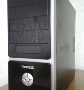 Системный блок Intel Core 4 ядра, 4gb, Nvidia GTX