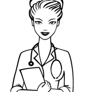 Медицинская сестра ( помощник косметолога)