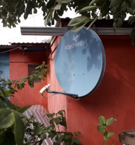Телевизионная тарелка ТЕЛЕКАРТА