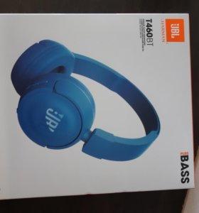 Наушники Bluetooth JBL T460BT Blue