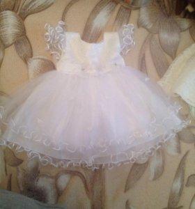 Продам новое платье на девочку
