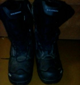Ботинки Саломон зимние