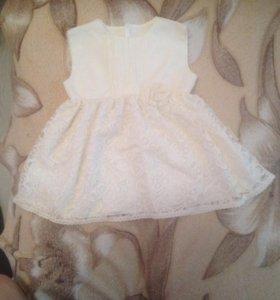 Новое Французское платье на девочку
