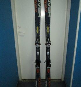 Грные лыжи