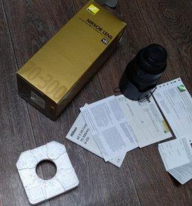 Объектив Nikon AF-S Nikkor 70-300mm