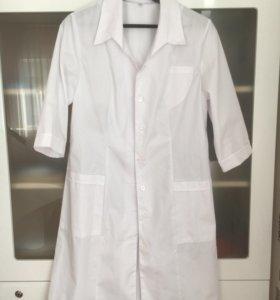 Новый медицинский халат