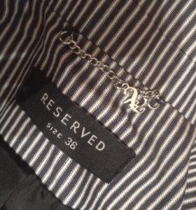 Пиджак (бренд Reserved)