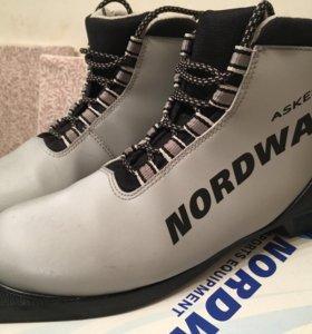 Лыжные ботинки Norway 12ASKR