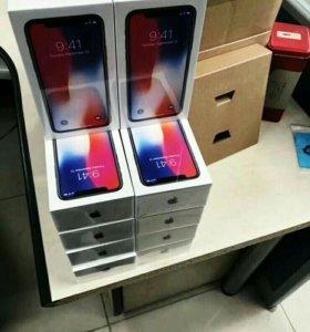 Iphone X 256gb новый