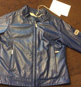 Куртка детская для девочки geox на 6-8 лет