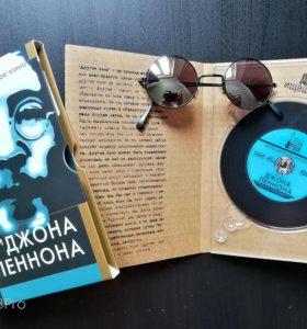 DVD Внутри Джона Леннона