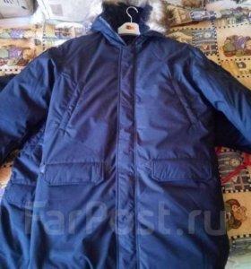 Куртка зимняя ВМФ
