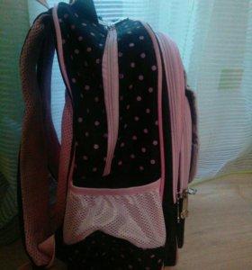 Рюкзак детский для девочки.