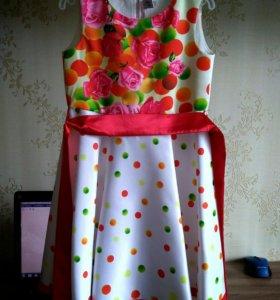 Платье 122р.
