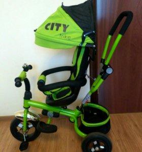 Велосипед CITY trike
