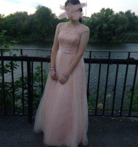 Платье для выпускного-вечернее платье