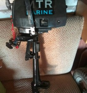 Мотор MTR Marine 2