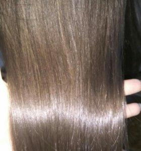 Ботокс лечение и выпрямление волос