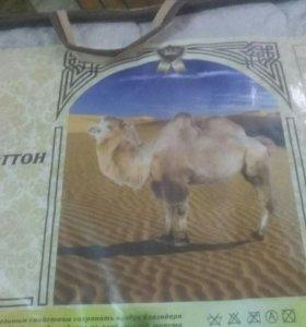 одеал верблюжья шерсть