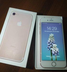 iPhone 7 розовый РОСТЕСТ