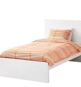 Кровать Мальм ИКЕА 120/200