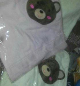 полотенцы детские