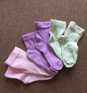 4 пары носков