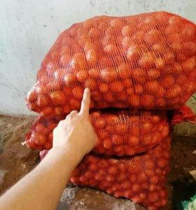 Картошка не крупная, свежая