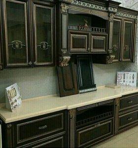 Изготовления кухонь на заказ