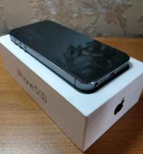 iPhone 5s, 32гб, space gray