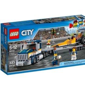 Лего Грузовик для перевозки