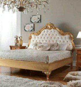 Итальянская кровать VIVALDI 180 (с подиума)
