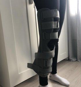Тутор (корсет) на ногу