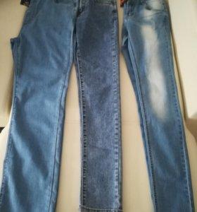 Новые джинсы от 26 размера