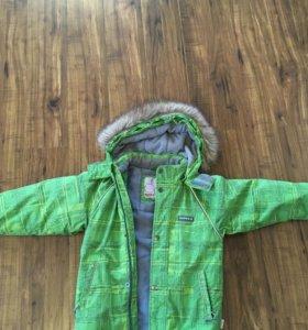 Куртка зимняя Huppa 122р