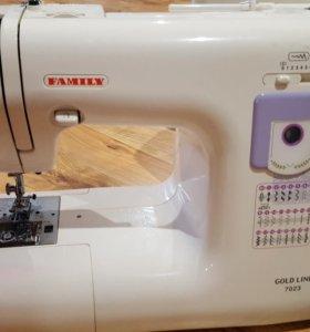 Швейная машина Family Gold Line 7023